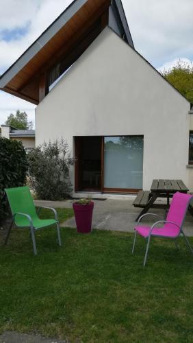 La maison des bois flottés : Guest accommodation near Guérande