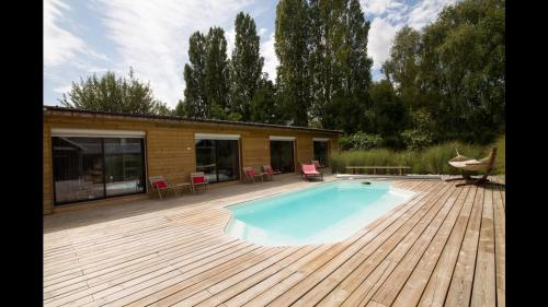 Quixote : Bed and Breakfast near Villiers-le-Mahieu