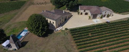 L'Annexe du Comptoir : Guest accommodation near Saint-Genès-de-Castillon