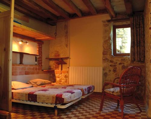 Le Gite des Potes : Guest accommodation near Coudroy