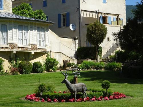 Domaine La Françoise - Appartement Le Jabron : Apartment near Dieulefit