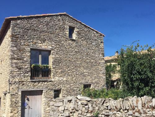 La Grange de la Lavande : Guest accommodation near Saint-Étienne-les-Orgues