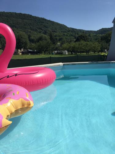 Villa à deux pas de Genève : Guest accommodation near Reignier-Esery