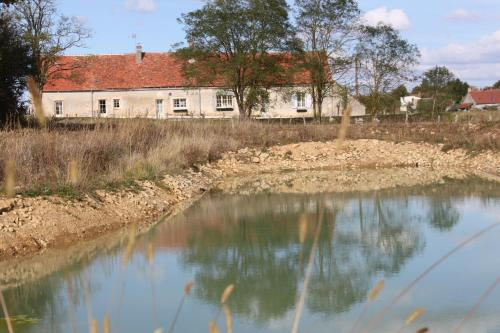 Gite de la Maison Fort : Guest accommodation near Neuilly-en-Dun