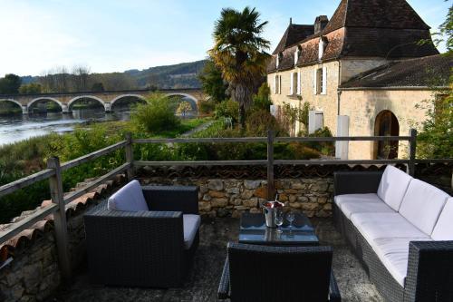 L'Enea Terrasse : Apartment near Mouzens