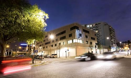 Odalys City Paris XVII : Guest accommodation near Saint-Ouen