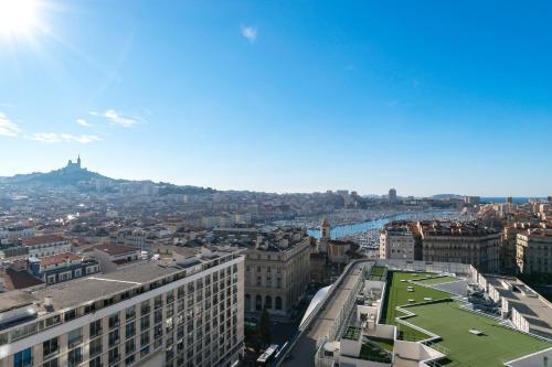 VUE PANORAMIQUE 360° sur TOUT Marseille ! : Apartment near Marseille 1er Arrondissement
