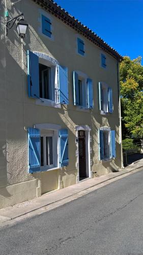 La Grande Maison de Brezilhou : Guest accommodation near Fa