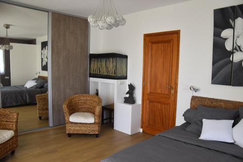 Villa Louxandre : Guest accommodation near Montauroux