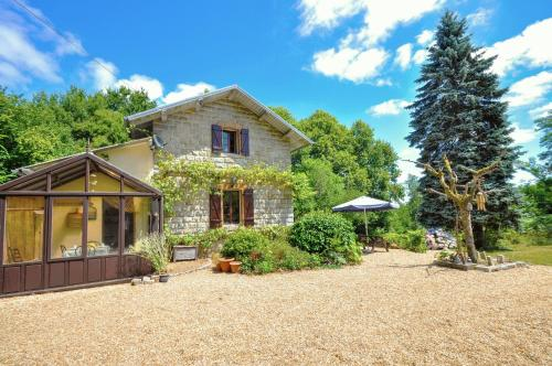 Le Seigneur des Bois : Guest accommodation near Champagnac-la-Rivière