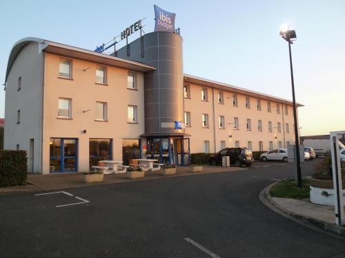 ibis budget Meung sur Loire : Hotel near Huisseau-sur-Mauves
