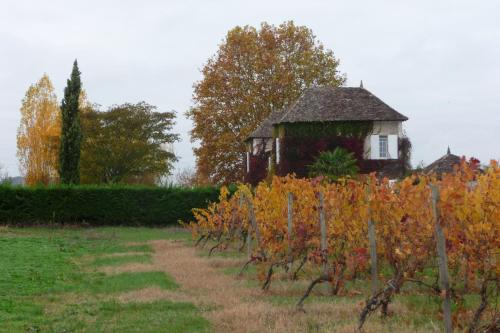 Domaine de la Queyssie : Bed and Breakfast near Razac-de-Saussignac