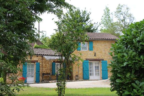Gîte le Pech : Guest accommodation near Saint-Marcel-du-Périgord