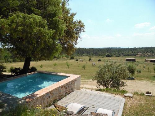 L' Oliveraie De Plérimond : Guest accommodation near Aups