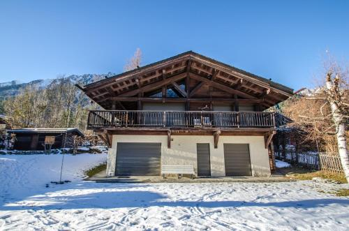 Chalet Eole : Guest accommodation near Chamonix-Mont-Blanc