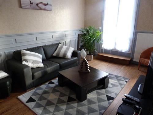 la villa mersoise : Apartment near Mers-les-Bains