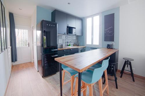 A ma Chaumière : Apartment near Montluel
