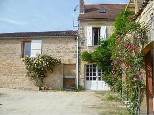 La Gardonnette : Apartment near Mouzens