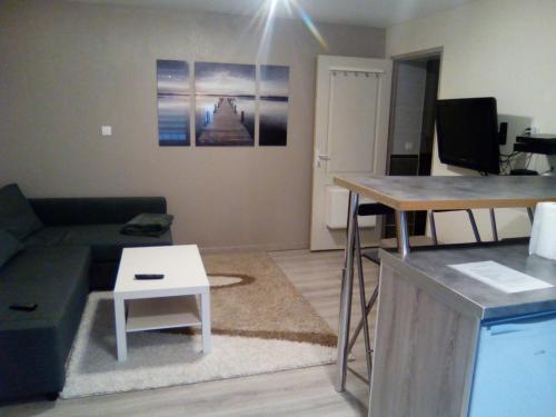 Studio au calme : Apartment near Nilvange
