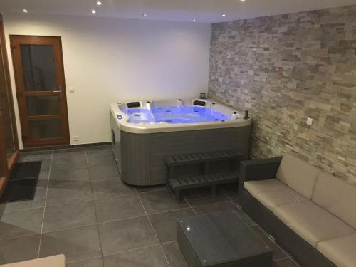 Chez Alice - Alsace Piscine Spa Jacuzzi : Guest accommodation near Saint-Martin