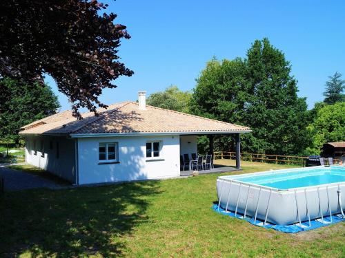 Villa Mahiou : Guest accommodation near Uza