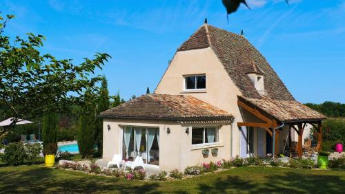 La Paudila : Guest accommodation near Saint-Martin-de-Gurson