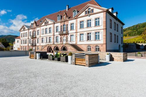 Hotel The Originals Colmar Nord Val-Vignes (ex Qualys-Hotel) : Hotel near Orschwiller