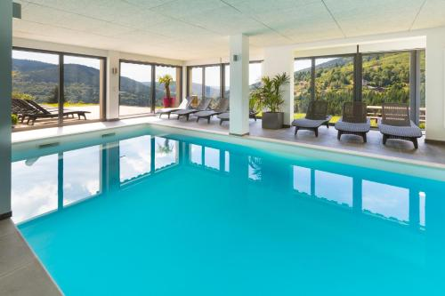 Chalet Bellevue : Apartment near Ranspach