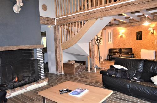 Le gite des Mousquetaires : Guest accommodation near Tardets-Sorholus