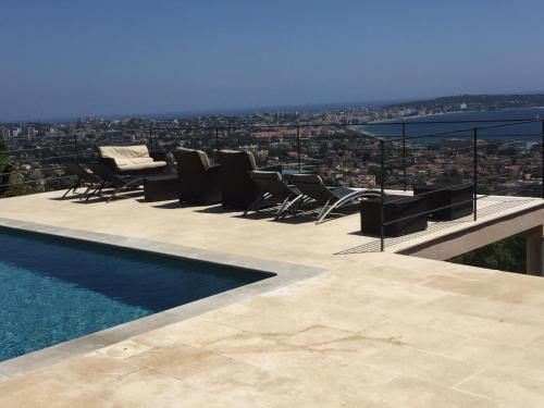 La Villa Corniche : Apartment near Vallauris