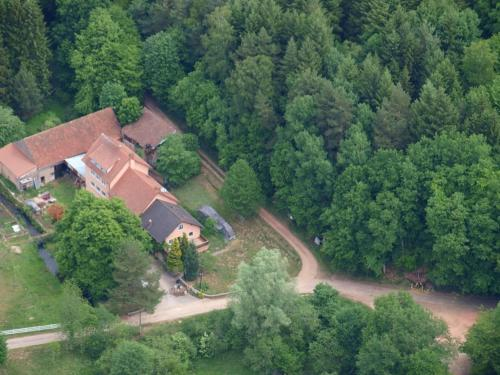 Gite du Moulin de la Schwingmulhe : Guest accommodation near Goetzenbruck