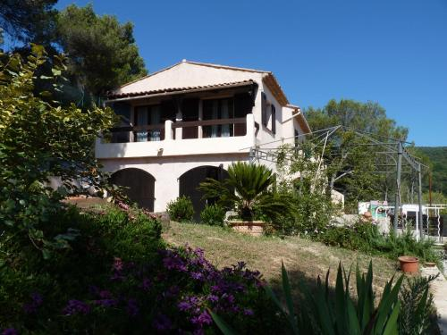 Le Balcon d'Azur : Guest accommodation near Drap