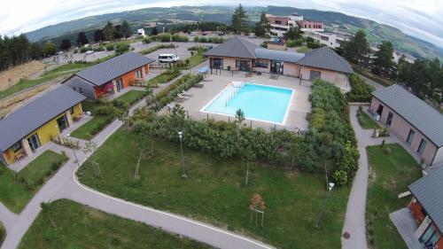 Les Hauts du Gevaudan : Guest accommodation near Antrenas