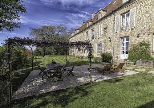Chambres d'hôtes de Parseval : Bed and Breakfast near Sacy-le-Grand
