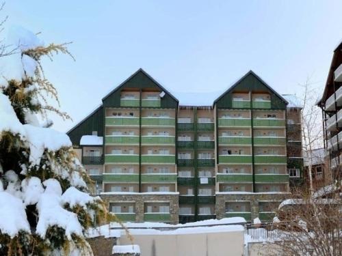Apartment Balcons du soleil 2 68 : Apartment near Gouaux-de-Larboust