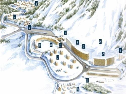 Apartment Le bois d'aurouze 55 : Apartment near Montmaur