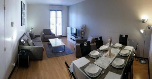 Apartment in Chessy very near Disneyland : Apartment near Chanteloup-en-Brie