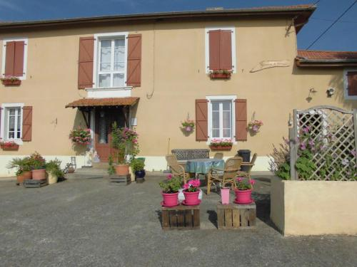 Au Palmier De Barran B&B : Bed and Breakfast near Montbernard