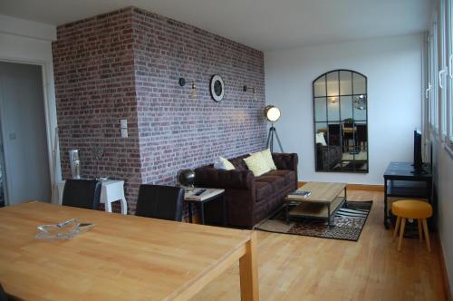 Olivier et Cécilia : Apartment near Dordives