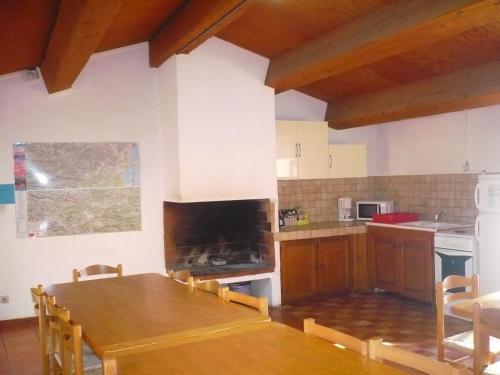 Gite d'Etape Communal de Duilhac sous Peyrepertuse : Hostel near Trilla