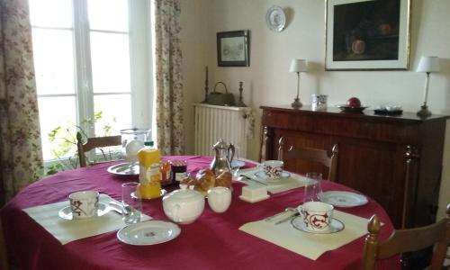 La Tour de Lavalette : Bed and Breakfast near Gond-Pontouvre