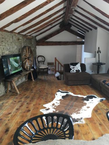 Maison de village : Apartment near Égat