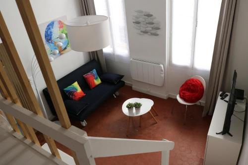 Appartement proche vieux port : Apartment near Marseille 6e Arrondissement