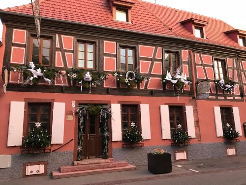 Auberge Le Meisenberg : Hotel near Muttersholtz