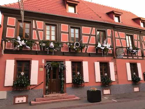 Auberge Le Meisenberg : Hotel near Saint-Hippolyte