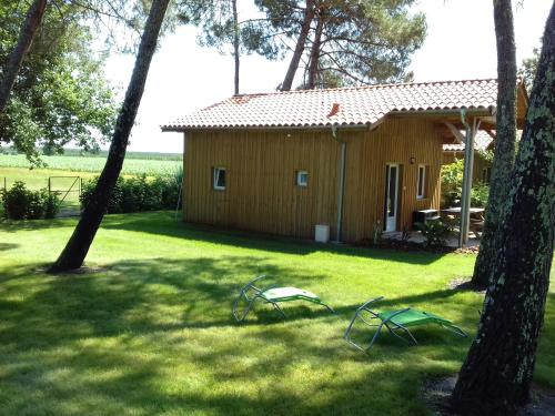 Gite L'Airial : Guest accommodation near Saugnacq-et-Muret