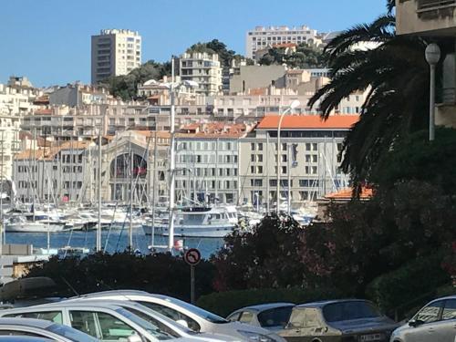 marseille vieux port : Apartment near Marseille 7e Arrondissement