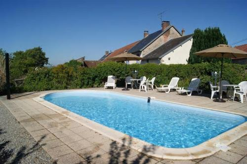 gitesdecampagne : Guest accommodation near Saint-Dizier-Leyrenne