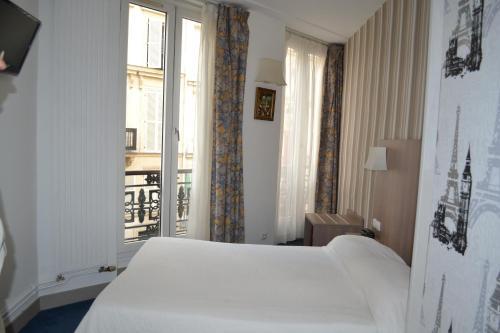 Hotel Royal Bergère : Hotel near Paris 9e Arrondissement