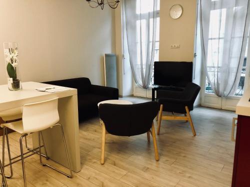 Sci serres crampe : Apartment near Bagnères-de-Bigorre